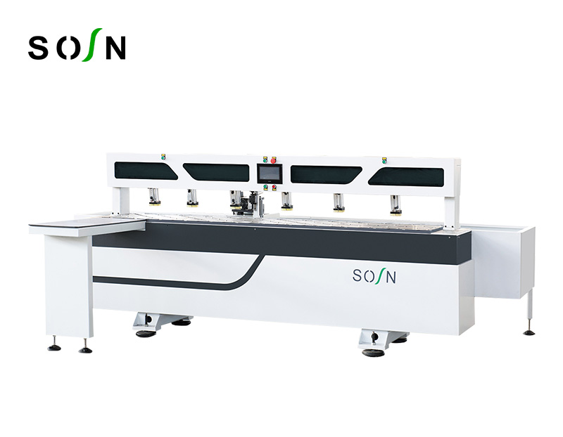 SJ-3000 Invisible Link Piece Punching Machine